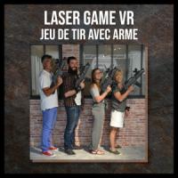 Laser Game VR - Jeu de Tir avec arme